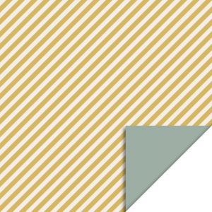 stripe-diagonal-yellow-inpakpapier-house-of-products