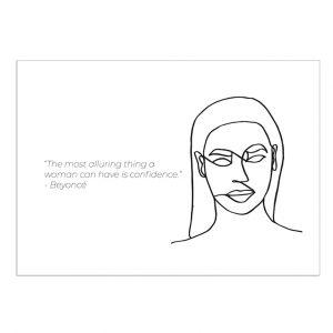 beyonce-kaart-inspiring-women