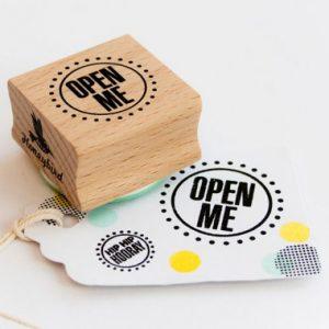 open-me-miss-honey-bird-stempel