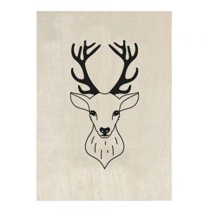 zoedt-houten-kerstkaart-deer-
